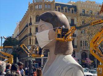 Uno de los mayores afectados por el coronavirus, desde el punto de vista económico, es el gremio de falleros de Valencia