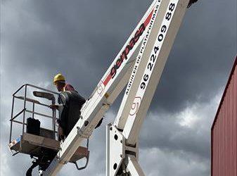 Alquiler de plataformas elevadoras Gerpasa se enfrenta a su mayor reto